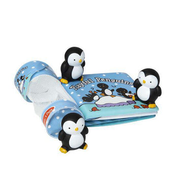 Books - Float Along Bath Book: Playful Penguins