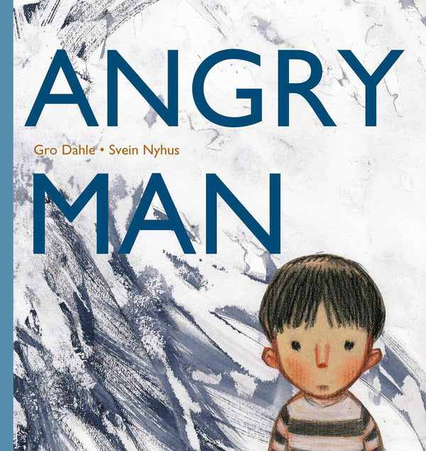 Book - Angry Man