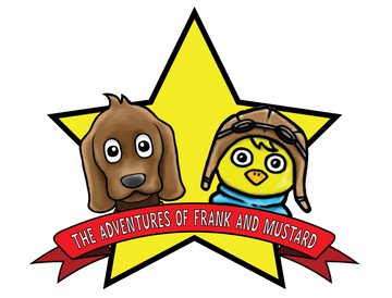 Books (Board) - The Adventures of Frank and Mustard: The Colorful Shoes