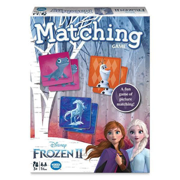 Game - Frozen 2 Matching
