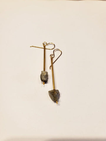 Jewelry - Stowaway Earrings Labrodorite
