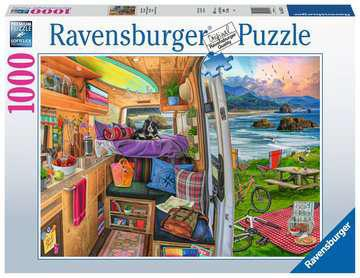 Puzzle - Rig Views 1000 Pieces