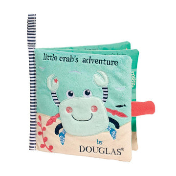 Baby Toys - Nautical Soft Activity Book