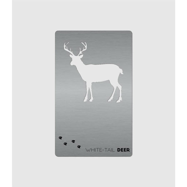 Gadget - White Tail Deer Wallet Bottle Opener