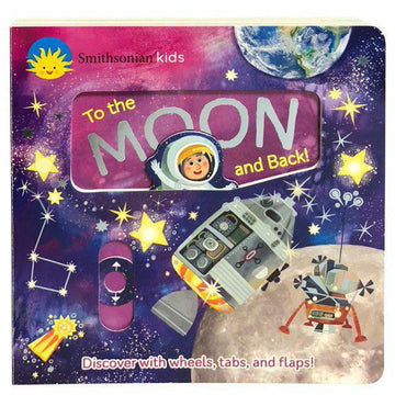 Book (Board) - To The Moon And Back!