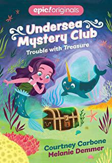 Book - Undersea Mystery Club: Trouble with treasure