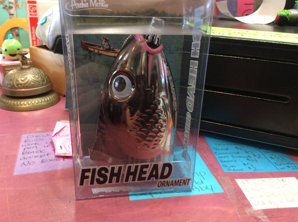 Ornament - fish head