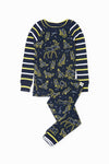 Last One: Size 5 - 2 Piece Pajama - Wild Constellations