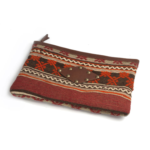 Kilim Clutch - Turklyn Pazaar - 1