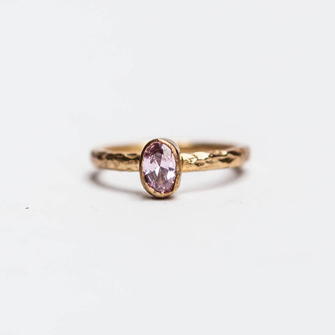 Cherry Blossom | Stackable Ring - Turklyn Pazaar - 1