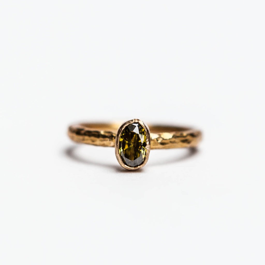 Forest Green | Stackable Ring - Turklyn Pazaar - 1
