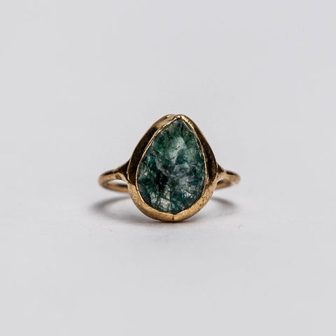 Emerald | Tear Drop - Turklyn Pazaar - 1