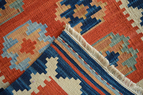 Anatolia Hand Woven Turkish Kilim Carpet