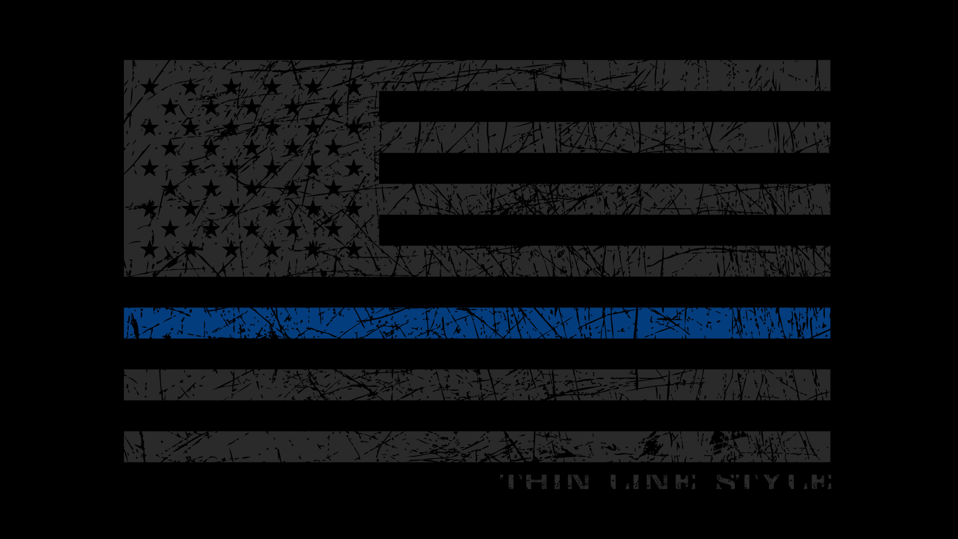 Police Blue Line Punisher Wiring Diagrams Simulated Inductor Circuit Diagram Tradeoficcom Mobile And Desktop Backgrounds Thin Style Flag Screensaver