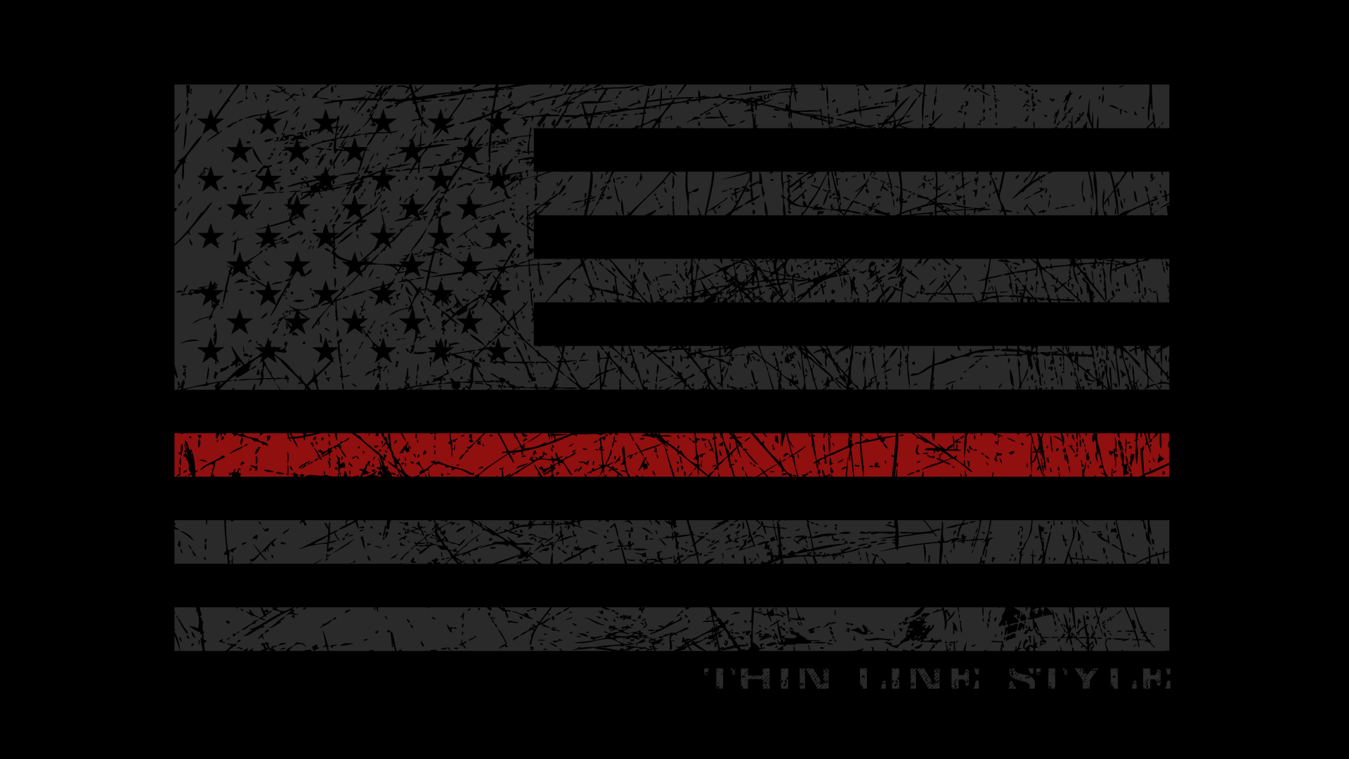 mobile and desktop backgrounds thin line style
