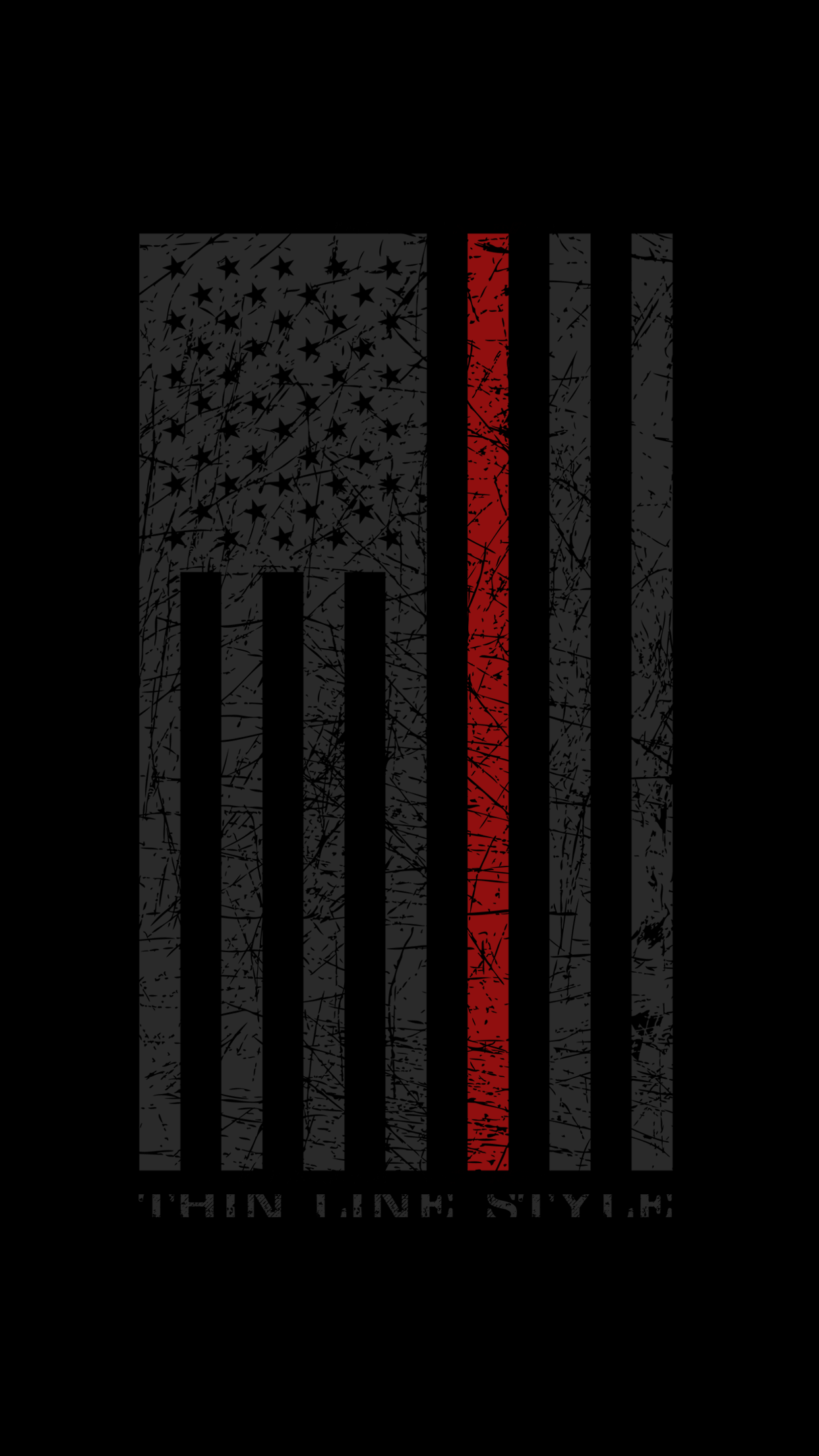 Thin Red Line, Thin Blue Line
