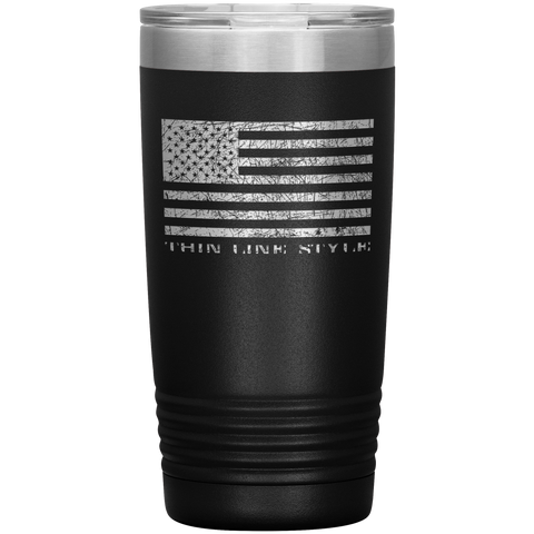 Thin Line Style Tumbler