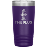The Plug Firefighter Tumbler