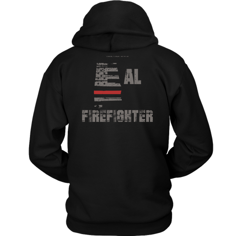 Alabama Firefighter Thin Red Line Hoodie - Thin Line Style