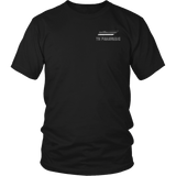 Tennessee Paramedic Thin White Line Shirt - Thin Line Style