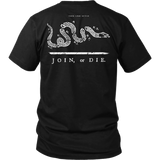 Join or Die Thin White Line EMS Shirt - Thin Line Style