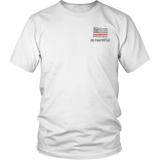 Colorado Firefighter Thin Red Line Shirt - Thin Line Style