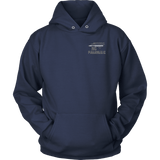 North Carolina Paramedic Thin White Line Hoodie - Thin Line Style