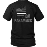 Ohio Paramedic Thin White Line Shirt - Thin Line Style