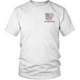 Arkansas Firefighter Thin Red Line Shirt - Thin Line Style