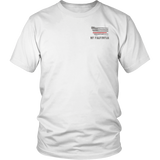 Montana Firefighter Thin Red Line Shirt - Thin Line Style