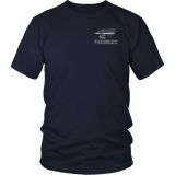 North Carolina Paramedic Thin White Line Shirt - Thin Line Style