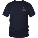 Idaho Firefighter Thin Red Line Shirt - Thin Line Style