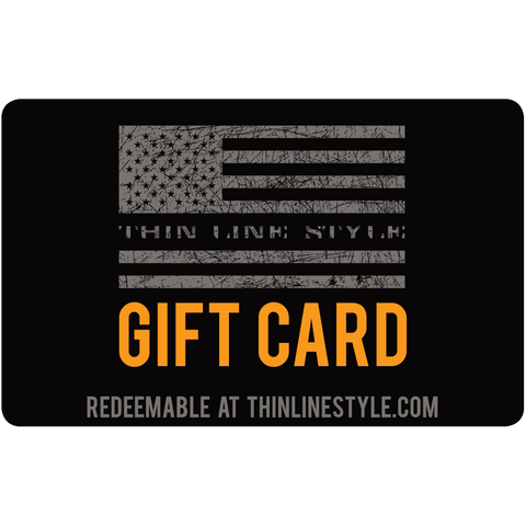 Thin Line Style Gift Card - Thin Line Style