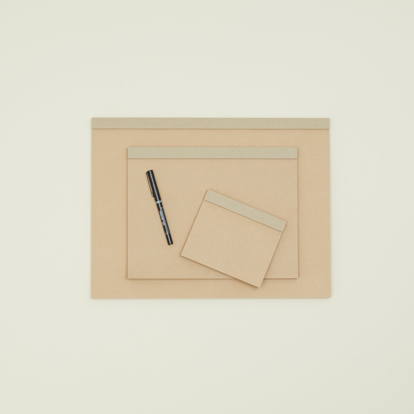 JAPANESE DRAWING PADS - KRAFT