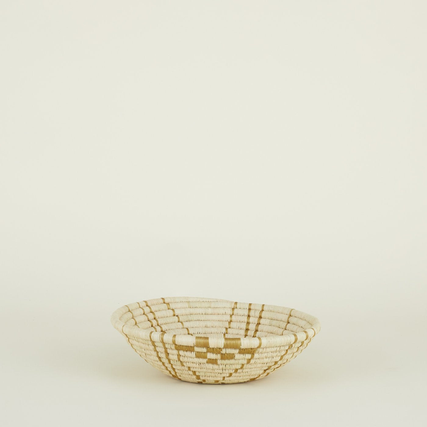 LINES HANDWOVEN BOWL