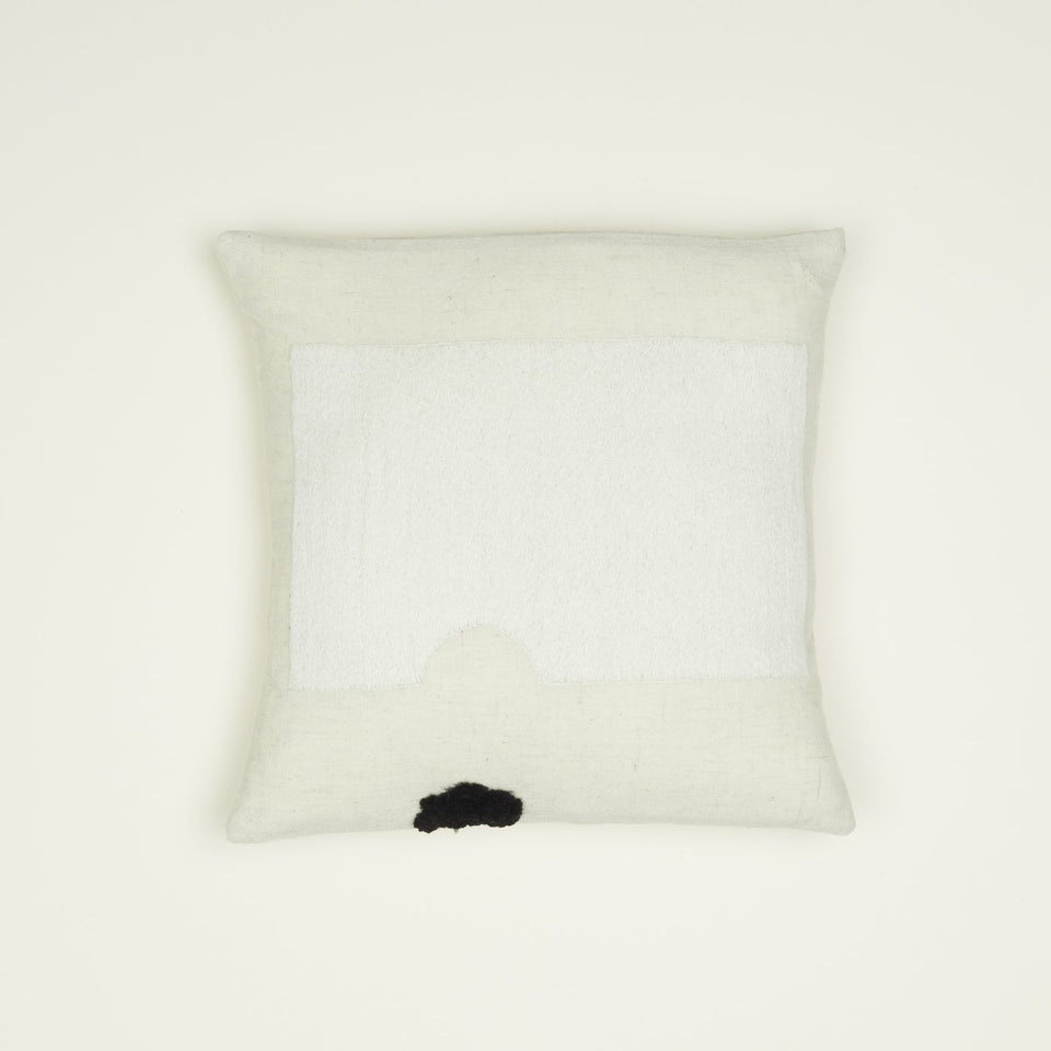 MODERN SHAPE PILLOW - SQUARE
