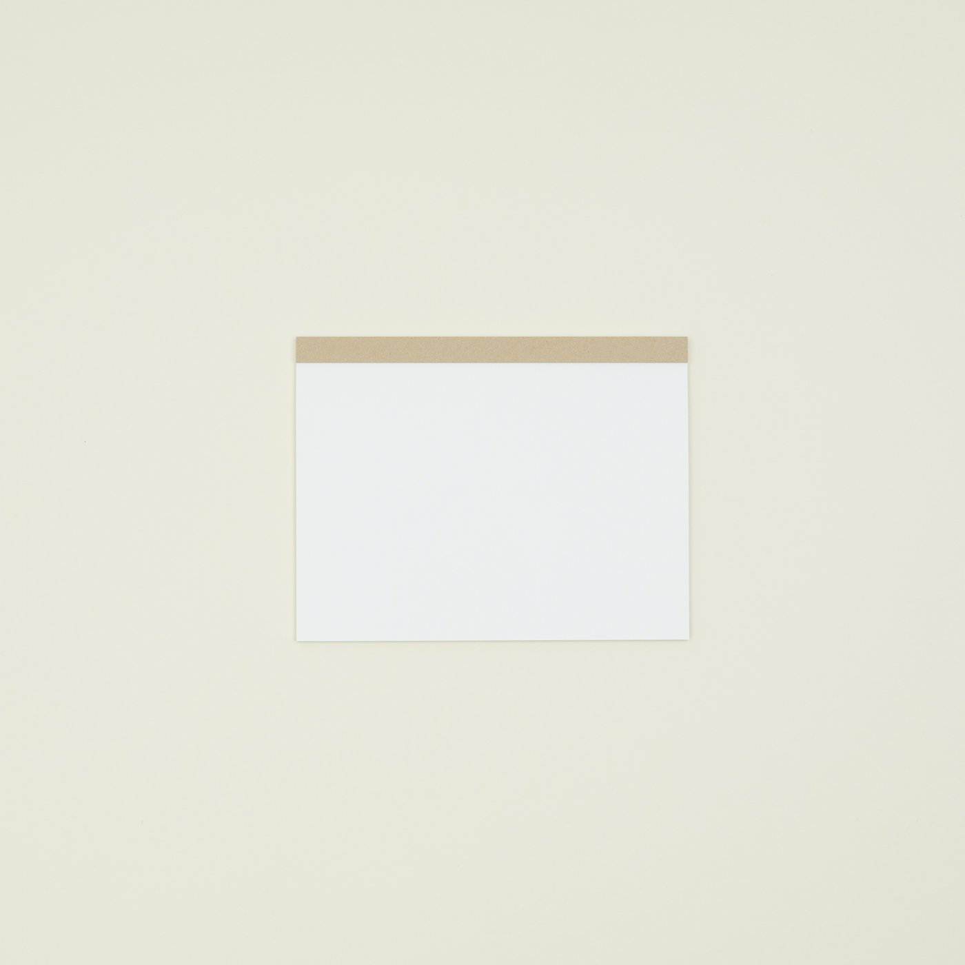 JAPANESE DRAWING PADS - WHITE