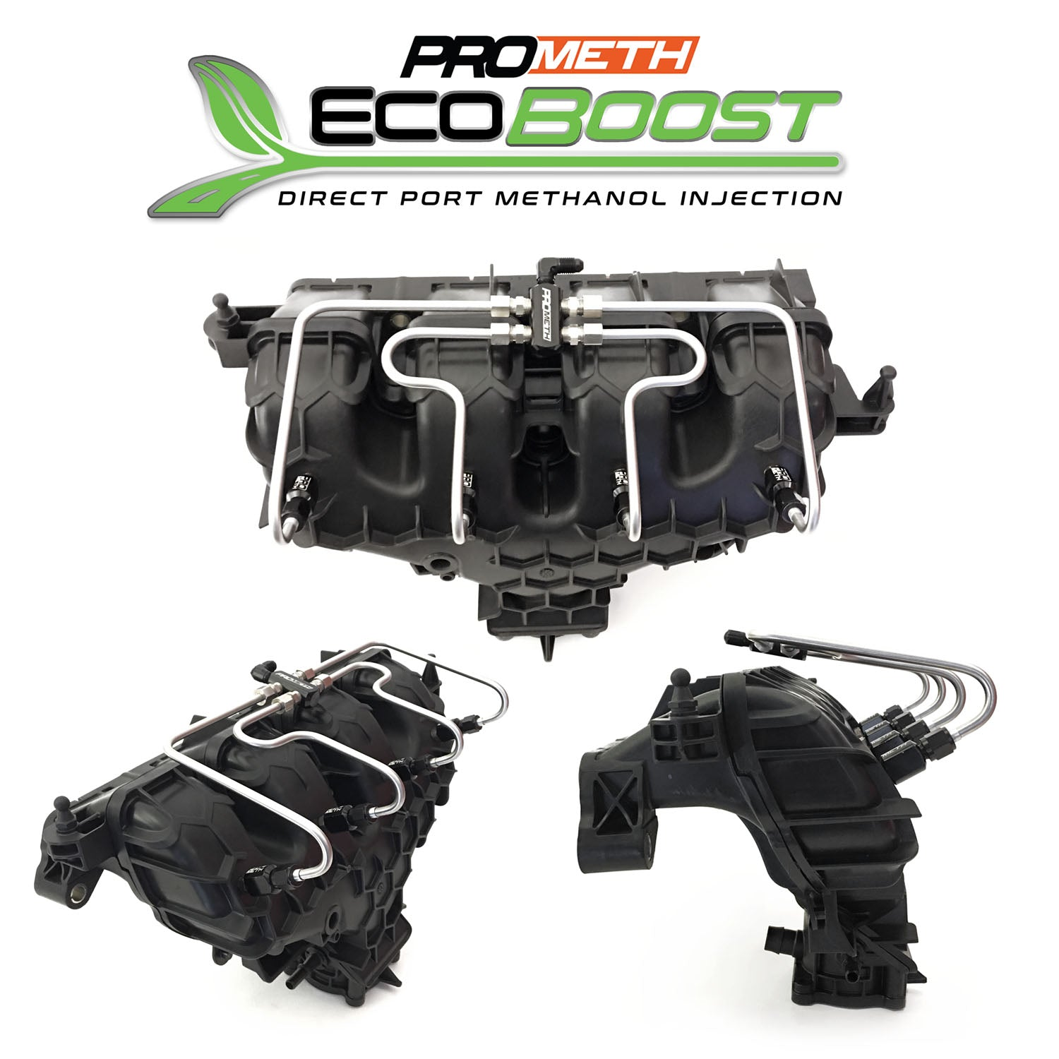 Ford SVT Focus Direct Port Water Methanol Injection System