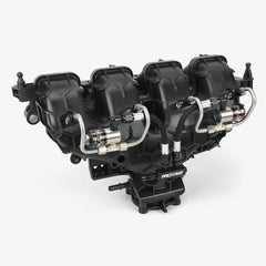 ProMeth Signature Series 4 Cylinder Direct Port With Split Block, Dual Solenoids & Straight Nozzle Holders (uBend It)