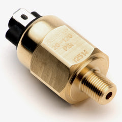 20-120 PSI Adjustable Boost Pressure Switch, Hard Line