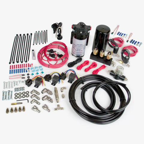 Diesel Triple Stage Tuner Kit, Universal (No Tank)