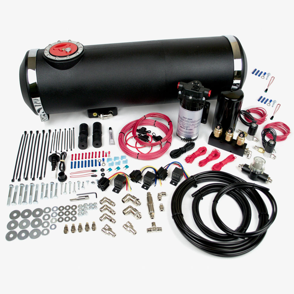 Diesel Triple Stage Tuner Kit, Universal (Bed Mount Tank)