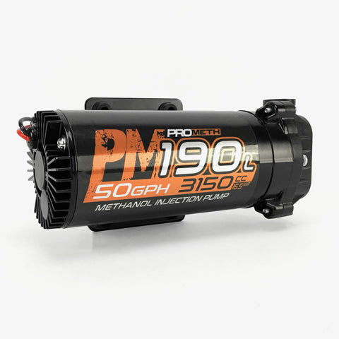 PM190 Water Methanol Injection Pump (50 GPH/3150CC Per Minute @ 190 psi)