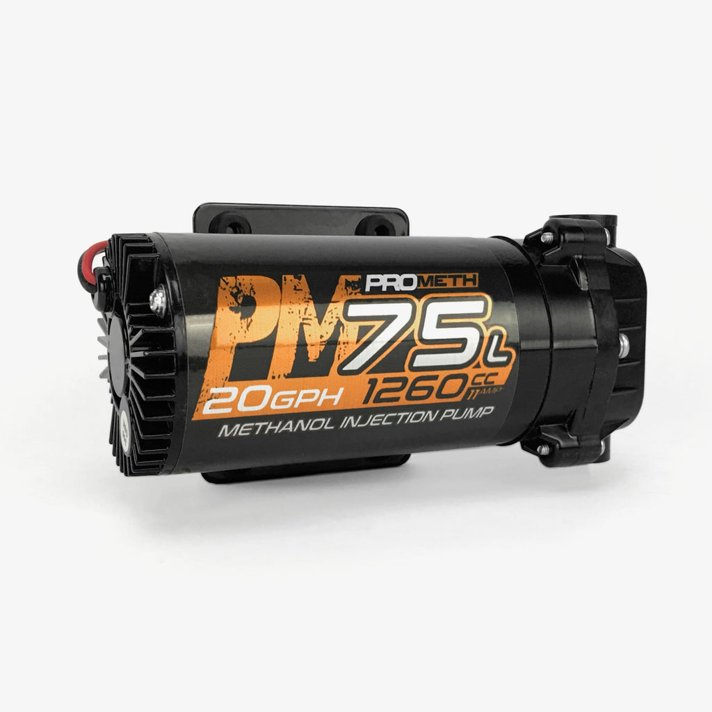 PM75 Water Methanol Injection Pump (20 GPH/1260CC Per Minute @ 190 psi)