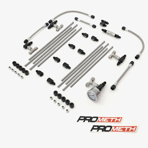 U-Bend It Universal V8 Direct Port Methanol Injection