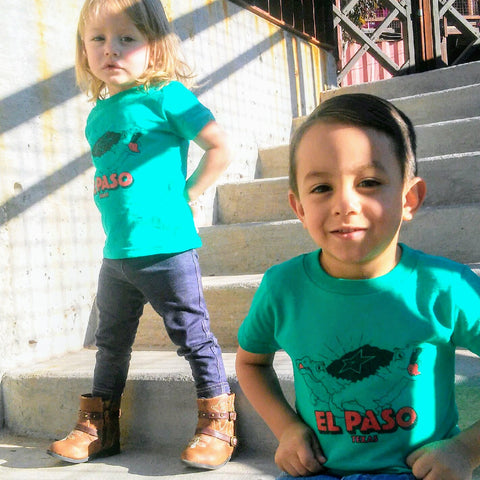 Kids Alligator Tee