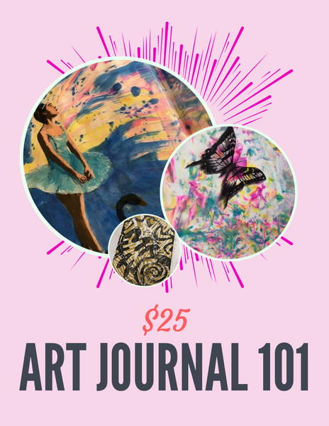 Art Jounal 101 with Lorena Williams