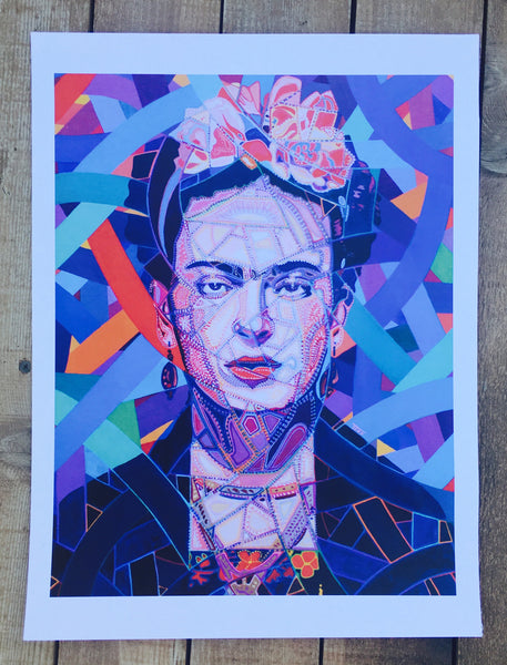 Frida by Tino Ortega