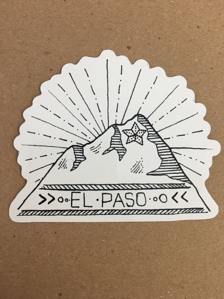 Chuco Relic Stickers
