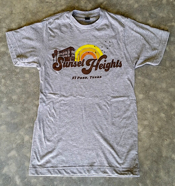 Sunset Heights Tee